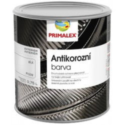 Primalex ANTIKOROZNÍ BARVA 0,75l